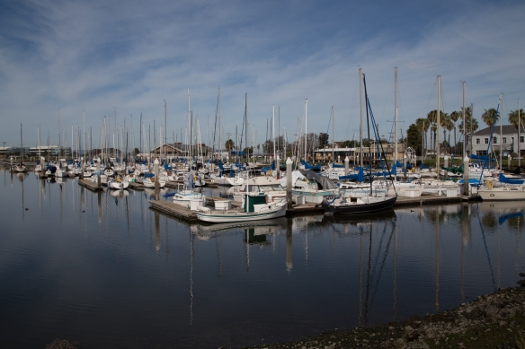 Port of Redwood City Marina
