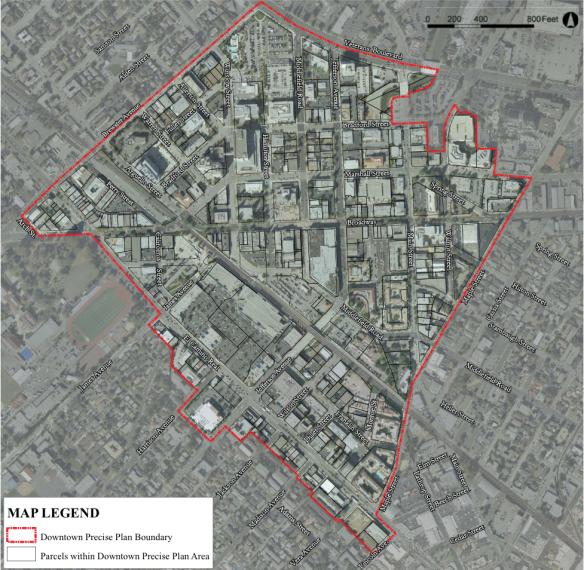 DTPP map