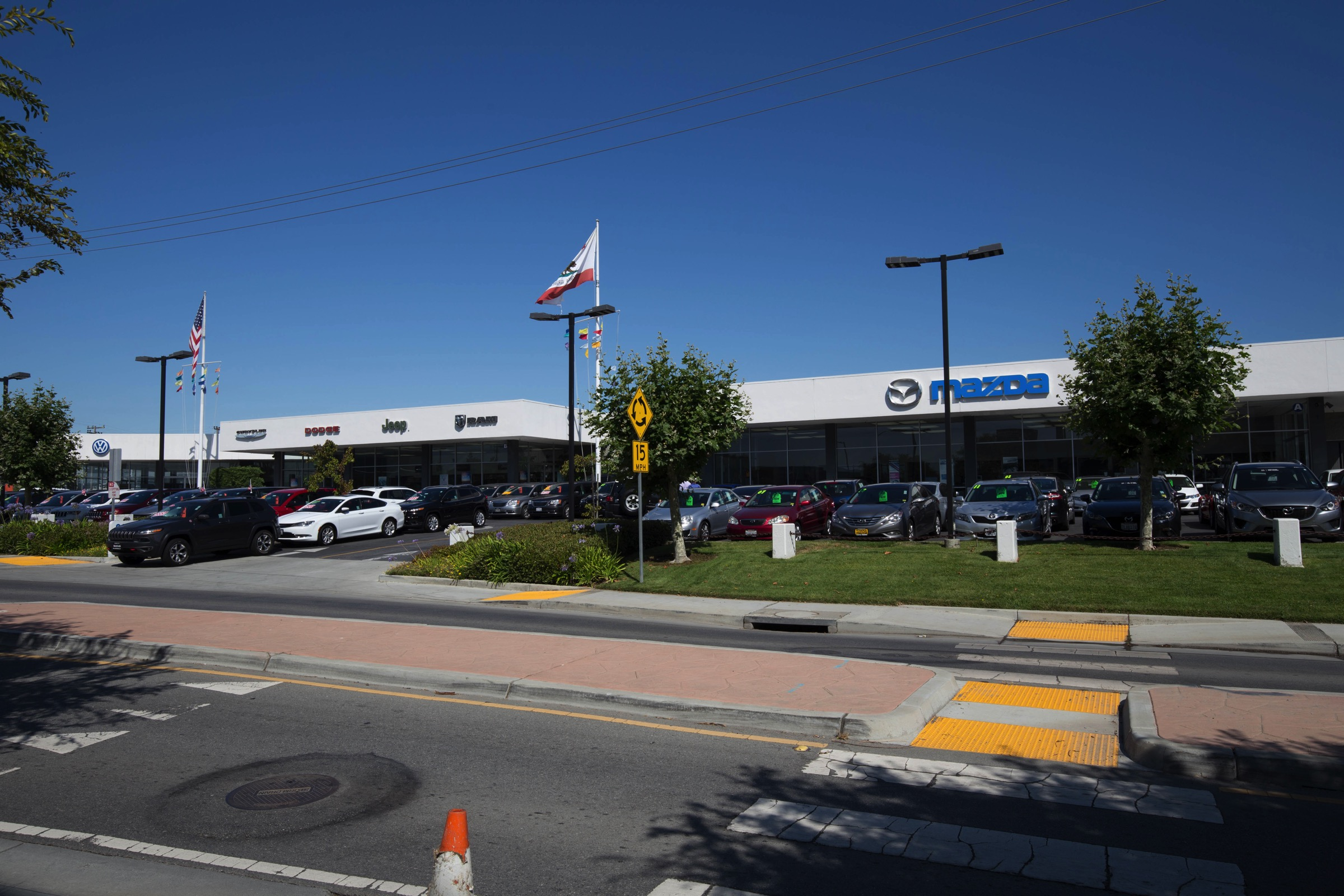 Perfect The Automotive Industry May Be Heading For A Decline, But You Wouldnu0027t Know  It By Looking At Redwood Cityu0027s Dealerships. We Are Losing Oneu2014Honda Redwood  ...